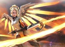 Nhà phát triển Overwatch hé lộ việc buff cho Mercy, Mei và nerf Zenyatta