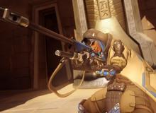 Game thủ giật mình với nhân vật mới toanh của Overwatch - Sniper... hồi máu!