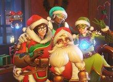 Mùa Giáng Sinh đã phủ trắng Overwatch với hàng loạt những điều mới mẻ
