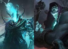 Riot hé lộ: Vua Vô Danh - Tướng mới LMHT sẽ được giải thoát bởi Yorick, cuộc chiến mới sắp..