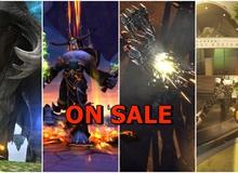Top game online đỉnh cao đang giảm giá rẻ như cho