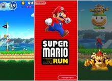 Đánh giá nhanh Super Mario Run - Ký ức trong tôi lại ùa về nhưng...