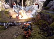 Cận cảnh gameplay cực chất của Paragon - Game MOBA bắn súng mới ra mắt