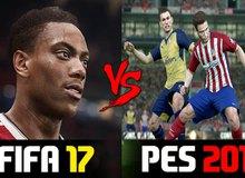 Khiêu chiến Konami, EA tung bản demo cho FIFA 17 đúng vào ngày PES 2017 ra mắt