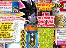 Goku hợp thể với thần huỷ diệt trong game Dragon Ball mới