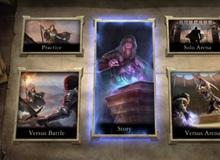 Mãn nhãn với 1 tiếng đồng hồ gameplay The Elder Scrolls: Legends - Game thẻ bài siêu phẩm