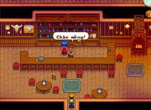 Stardew Valley: truyền nhân huyền thoại Harvest Moon đang được Việt hóa