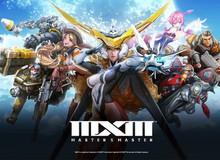 Game hot Master X Master mở cửa thử nghiệm ngay cuối tuần này