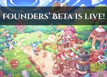 Game dễ thương Twin Saga đã bất ngờ mở cửa test lần đầu