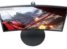 Samsung giới thiệu màn hình cong chơi game tuyệt đẹp, có GSync, giá 11 triệu Đồng