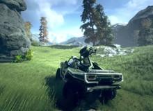 Dự án làm game Halo miễn phí trên PC trở lại với đồ họa ấn tượng
