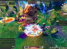 Cận cảnh Twin Saga - Game online siêu dễ thương mới mở cửa