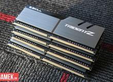 Đánh giá G.Skill Trident Z - Kit RAM 32GB high-end khủng mới ra mắt thị trường Việt Nam