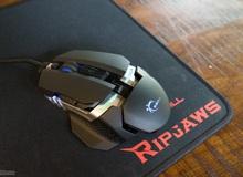 Đập hộp chuột chơi game hầm hố G.Skill Ripjaws MX780