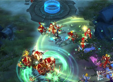 Game MOBA lai nhập vai thú vị Crush Online rộng cửa đón game thủ