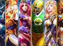 Heroes Evolved - Game MOBA siêu nhẹ cho game thủ