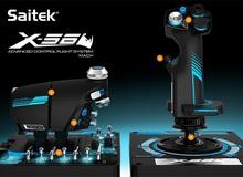 Logitech thâu tóm hãng sản xuất thiết bị chơi game giả lập Saitek, chuẩn bị tiến vào thị trường VR