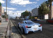 """Mod GTA V """"đẹp như đời thật"""" vừa ra mắt đã lại bị tố ăn cắp"""