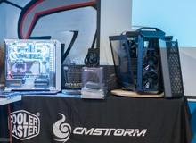 Cooler Master giới thiệu thùng máy tính MasterCase và MasterBox