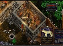 Linkrealms - Game hoài cổ hấp dẫn chuẩn bị chuyển sang miễn phí