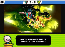 Game chơi như Captain Tsubasa 4 nút mà cũng có tới 5 triệu lượt tải
