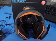 Tai nghe chuyên game Logitech G231 - Không cần đắt vẫn đủ để chơi game