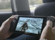 Nintendo Switch - Chiếc máy chơi game hình thù kỳ lạ chính thức ra mắt