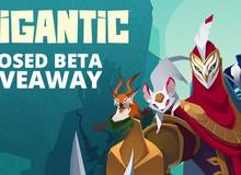 Muốn chơi thử Gigantic sắp mở cửa, game thủ Việt hãy đọc cách lấy code tại đây