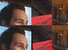 So sánh đồ họa PS4 thường và PS4 Pro: Phải tinh mắt lắm mới thấy khác nhau