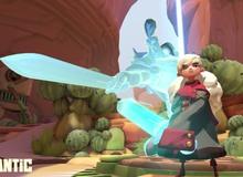Game hot Gigantic tiếp tục thử nghiệm cuối tuần này, bắt đầu từ ngày mai 17/11