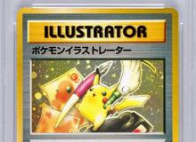 Thẻ bài Pokemon siêu hiếm được bán với giá không tưởng: 1,2 tỷ Đồng