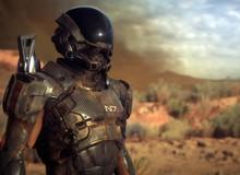 4 phút đầu tiên chơi Mass Effect Andromeda - Đẹp và hoành tráng không thể tin nổi