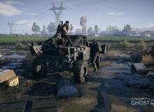 Ghost Recon: Wildlands hé lộ bản đồ chất và rộng lớn chẳng kém gì GTA V