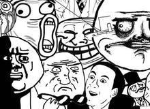 """""""Cạn lời"""" với tựa game cho phép thay đổi mặt nhân vật thành… meme faces"""