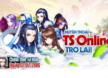 Thượng Cổ Kỳ Duyên - Game giống TS Online mở cửa ngày 13/7 tại Việt Nam