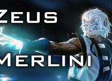 Huyền thoại DOTA: Merlini, thiên tài sáng tạo với trào lưu Zeus lên Blink