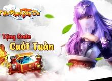 Ra mắt server mới, Tiếu Ngạo Tây Du tặng ngay 300 Giftcode