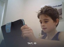 Video thử nghiệm cho thấy game iPad đang mê hoặc trẻ em đến mức quên luôn cả bố mẹ
