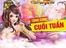 Nhân dịp cuối tuần, SohaPlay xin gửi đến toàn thể game thủ Tiếu Ngạo Tây Du 300 Giftcode giá trị
