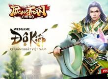 Phong Thần Chi Nộ Chính thức ra mắt cổng game SohaPlay ngày hôm nay, tặng ngay Giftcode giá trị