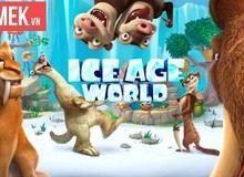 """Ice Age World - """"Kỷ băng hà"""" vẫy gọi game thủ mobile"""