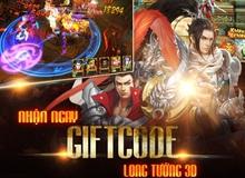 Long Tướng 3D gửi tặng Gitfcode giá trị mừng 5 tháng ra mắt
