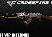 """Đột Kích: AK-47 Infernal và AK-47 Knife Born Beast - """"Ấu thơ"""" so """"Lão làng"""""""