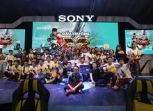 Sony Show 2016 tại Hà Nội - nơi các cao thủ Street Fighter Việt thăng hoa