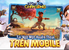 Tân Chân Long - Game mobile lai chiến thuật chuẩn bị ra mắt tại Việt Nam