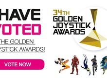 Pokemon GO thắng lớn tại giải Golden Joystick Awards 2016