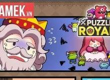 Puzzle Royale - Game đối kháng triệu hồi quái vật kết hợp xếp hình siêu thú vị