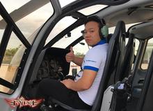 Mừng sinh nhật 10 tuổi, game thủ Phi Đội được đi máy bay khắp Đà Nẵng