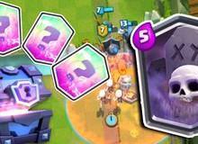 Clash Royale: Cách sử dụng thẻ bài mới ''bãi tha ma'' Graveyard
