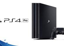 Công bố 45 tựa game tích hợp với PS4 Pro trong ngày phát hành 10/11